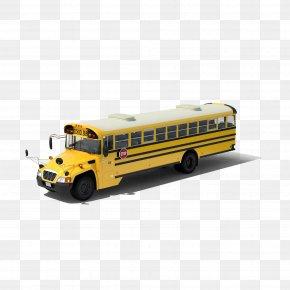 School Bus - School Bus Download Estudante PNG