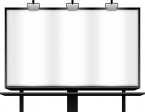 Billboard Cliparts - Billboard Clip Art PNG