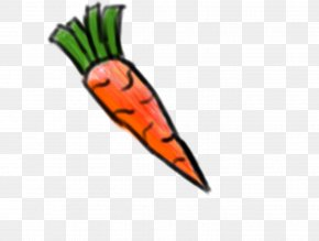 Drawing Carrot - Drawing DeviantArt Digital Art Food Clip Art PNG