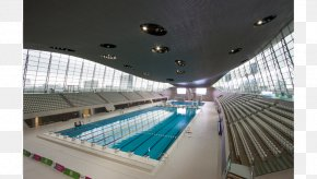 Olympic Project - London Aquatics Centre 2012 Summer Olympics Sports Venue Architect Interior Design Services PNG