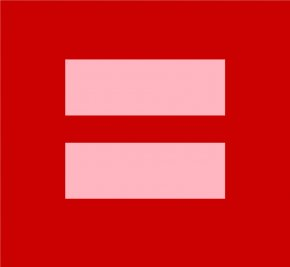 Equality Cliparts - Equals Sign Equality Grumpy Cat Red Human Rights Campaign PNG