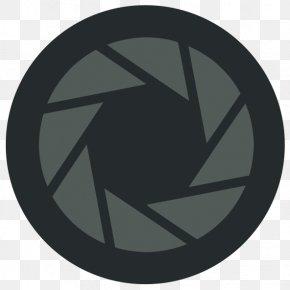 Aperture Vector - Portal 2 The Orange Box Aperture Laboratories Science PNG