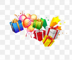 Gift Collection,Color Gift Box,Creative Decoration - Gift Clip Art PNG