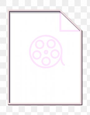 Rectangle Magenta - Number Icon PNG
