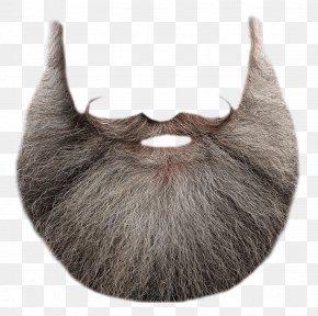 Beard - Santa Claus Beard PNG