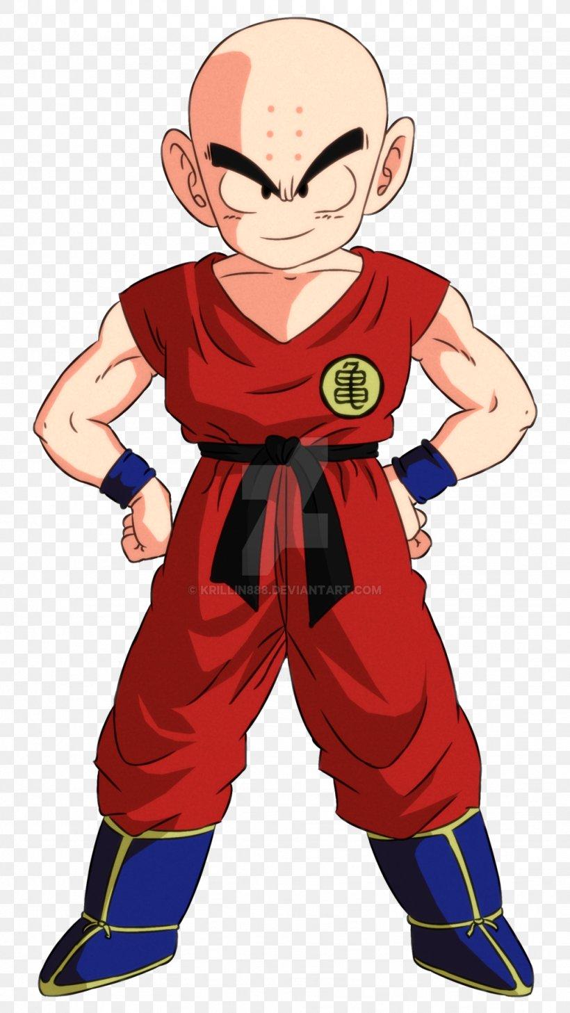 Krillin Goku Piccolo Vegeta Gohan, PNG, 1024x1820px, Krillin, Arm, Art, Boy, Cartoon Download Free