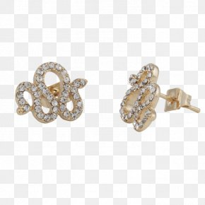 Jewellery - Earring Jewellery Diamond Colored Gold PNG