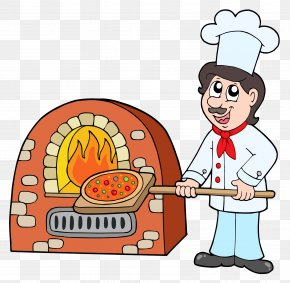 Pizza Chef - Pizza Baking Chef Oven PNG