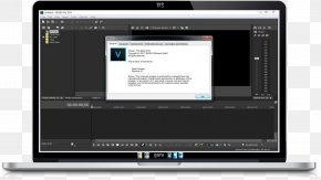Vegas Pro - Computer Monitors Bulletin Board Electronic Visual Display Communication Electronics PNG
