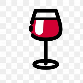 Red Wine Glass - Red Wine Wine Glass Cup PNG