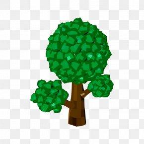 Vector 3D Tree - Tree Euclidean Vector Leaf Clip Art PNG