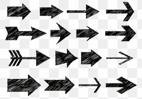 Lost Guiding Direction Of The Arrow - Arrow Euclidean Vector Download PNG