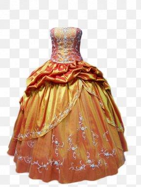 Skirt - Ball Gown Dress Formal Wear PNG