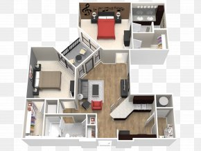 National Day Decoration Design Exquisite - Manhattan Apartment Bedroom Renting House PNG
