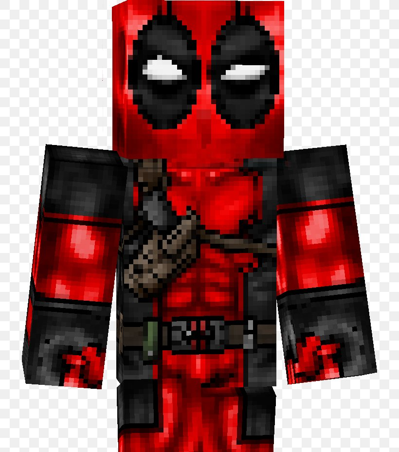 Minecraft: Pocket Edition Deadpool Spider-Man Mod, PNG, 731x929px, Minecraft, Deadpool, Fictional Character, Film, Minecraft Pocket Edition Download Free