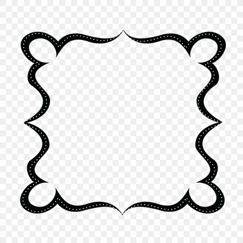 Picture Frame Clip Art, PNG, 1500x1500px, Teacher, Area, Black, Black And White, Border Download Free