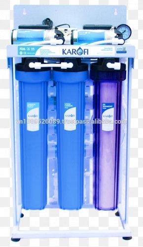 Water - Máy Lọc Nước Karofi Water Filter Filmtec Corporation Reverse Osmosis PNG