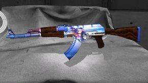 Ak 47 - Counter-Strike: Global Offensive AK-47 M4 Carbine Grenade IWI Negev PNG