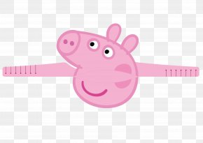 Daddy Pig - Daddy Pig Television Show Entertainment One PNG