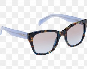 Sunglasses - Goggles Sunglasses Prada Fashion PNG