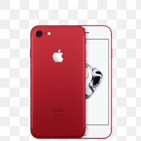 Apple - IPhone 8 Telephone Apple Screen Protectors Product Red PNG