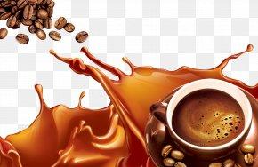 Coffee - Coffee Cafe Espresso Cappuccino Caffè Mocha PNG