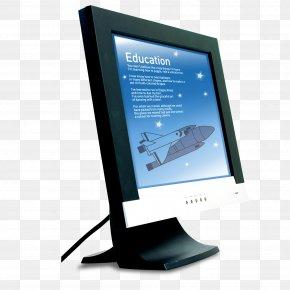 Black Computer - Download Computer File PNG
