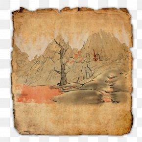 Treasure - The Elder Scrolls V: Skyrim The Elder Scrolls Online: Tamriel Unlimited United States Treasure Map PNG