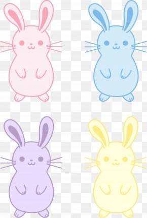 Easter Bunny - Easter Bunny Rabbit Cuteness Clip Art PNG