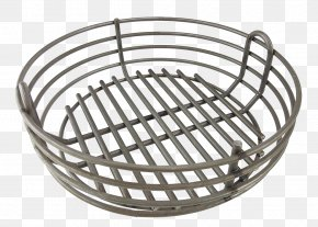 Wooden Basket - Barbecue Big Green Egg Minimax Kamado Basket PNG