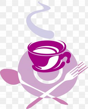 Tableware Breakfast - Coffee Hong Kong-style Milk Tea Breakfast Cafe PNG