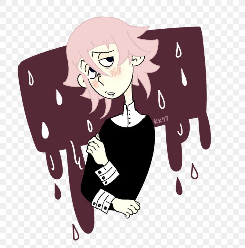 Crona Soul Eater Fan Art Character Png 888x900px Watercolor