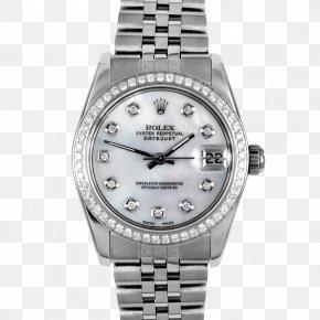 Rolex - Rolex Datejust Watch Strap Luneta PNG