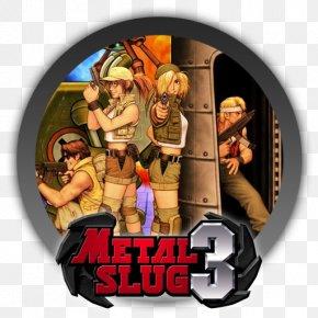 Metal Slug 3 PlayStation 3 Video Game PNG