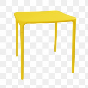 Table - Coffee Tables Furniture Yellow Stool PNG