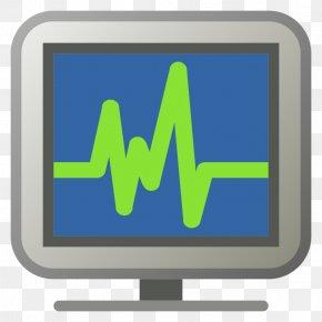 Computer Tool Cliparts - Computer Monitor Monitoring System Monitor Clip Art PNG