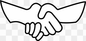 Hand Shake Clipart - Holding Hands Clip Art PNG