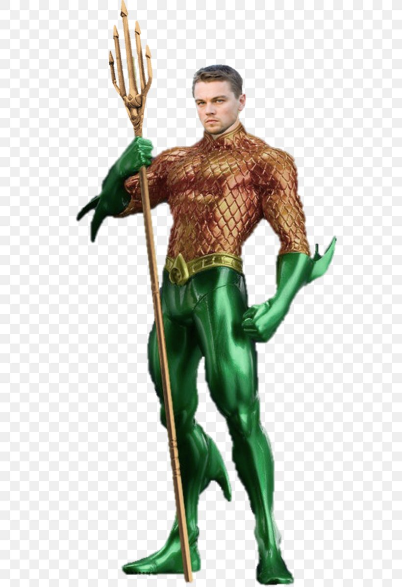 JUSTICE LEAGUE IL NUOVO 52-Aquaman Action Figure