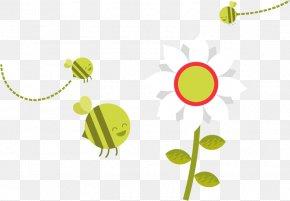 Flower Banner - Flower Yellow Clip Art PNG