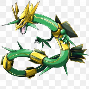Dragon - Rayquaza Pokxe9mon Lugia Dragonite Charizard PNG