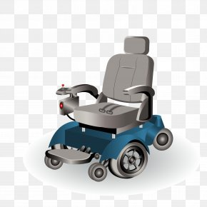 Medical Wheelchair Vector - Medical Equipment Hospital Icon Design PNG