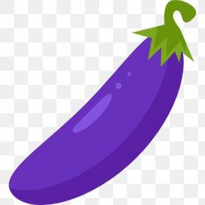 A Purple Eggplant - Eggplant Jam Purple PNG