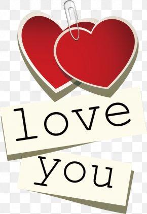 Valentine Element - Valentine's Day Love Clip Art PNG