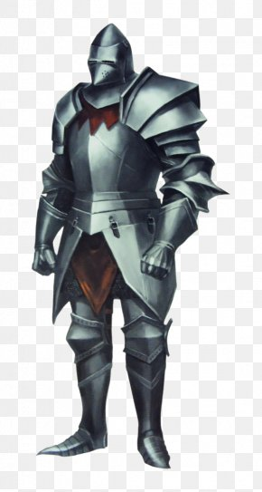 Armored Knight Clipart - Knight Armour Middle Ages PNG