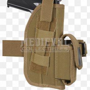 Gun Holsters - Gun Holsters Coyote Brown Military Tactics MOLLE Pistol PNG