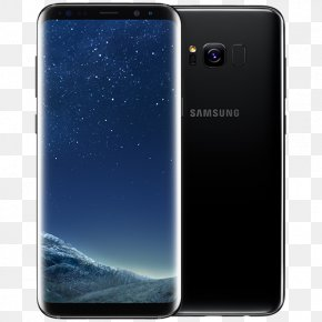 Samsung - Samsung Galaxy S8+ Android Samsung Galaxy S7 Smartphone PNG