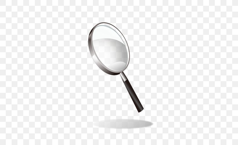 Magnifying Glass Euclidean Vector, PNG, 500x500px, 3d Computer Graphics, Magnifying Glass, Computer Graphics, Glass, Perspective Download Free