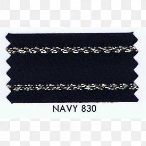 Ribbon Stripe - Black M PNG