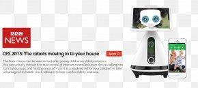 Smart Robot - Telephony Communication Electronics Small Appliance PNG