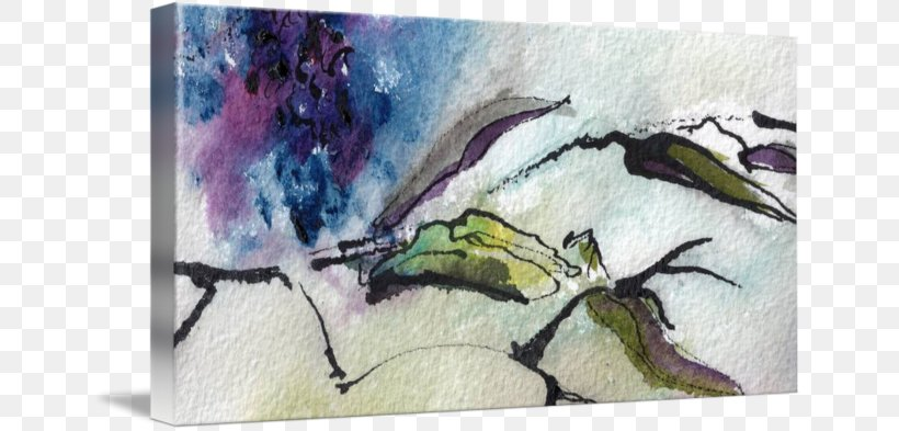 Watercolor Painting Drawing Modern Art, PNG, 650x393px, Painting, Art, Artwork, Drawing, Flower Download Free